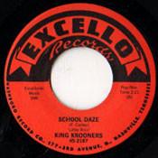 KING KROONERS - SCHOOL DAZE