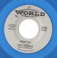 LAURELS - DON'T GO