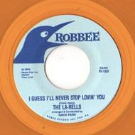 LA-RELLS - I GUESS I'LL NEVER STOP LOVIN' YOU