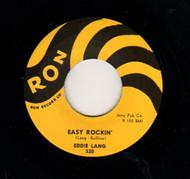EDDIE LANG - EASY ROCKIN'