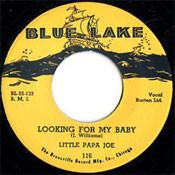LITTLE PAPA JOE - LOOKING FOR MY BABY