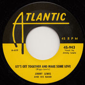 JIMMY LEWIS - LET'S GET TOGETHER AND MAKE SOME LOVE
