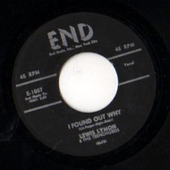 LEWIS LYMON AND THE TEENCHORDS - I FOUND OUT WHY