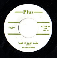 LOVETONES - TAKE IT EASY BABY