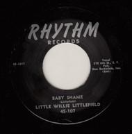 LITTLE WILLIE LITTLEFIELD - BABY SHAME
