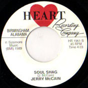 JERRY McCAIN - SOUL SHAG
