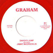 JIMMY McCRACKLIN - SAVOY'S JUMP