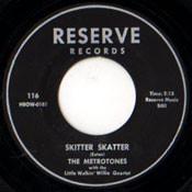 METROTONES - SKITTER SKATTER