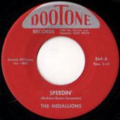 MEDALLIONS - SPEEDIN'