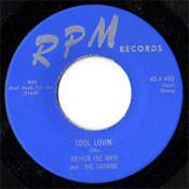 ARTHUR LEE MAYE - COOL LOVIN'