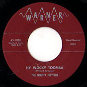MIGHTY JUPITERS - HY WOCKY TOOMBA