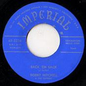 BOBBY MITCHELL - RACK 'EM BACK