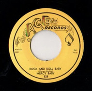 MERCY BABY - ROCK AND ROLL BABY