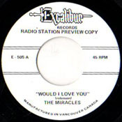 MIRACLES - WOULD I LOVE YOU