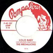 MEDALLIONS - LO LO BABY