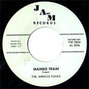 MIRACLE-TONES - MAMBO TRAIN