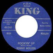 RONNIE MOLLEEN - ROCKIN' UP