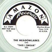 MEADOWLARKS - THIS I SWEAR