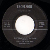 FREDDIE MITCHELL - THREE STRIKES YOU'RE OUT