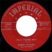 BOBBY MITCHELL - I'M A YOUNG MAN