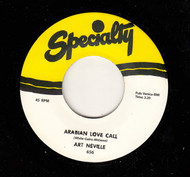 ART NEVILLE - ARABIAN LOVE CALL