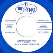 JOE MORRIS ORCHESTRA - JUMP EVERYBODY JUMP