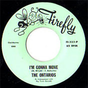 ONTARIOS - I'M GONNA MOVE