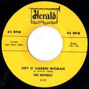 NUTMEGS - GIFT O' GABBIN' WOMAN