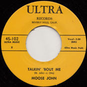 MOOSE JOHN - TALKIN BOUT ME