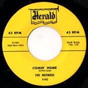 NUTMEGS - COMIN' HOME