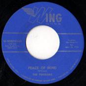PENGUINS - PEACE OF MIND