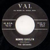 OCTAVES - MOMBO CAROLYN