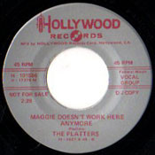 PLATTERS - MAGGIE DOESN'T WORK HERE ANYMORE