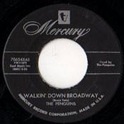 PENGUINS - WALKIN' DOWN BROADWAY