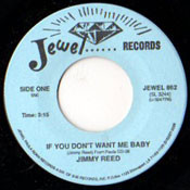 JIMMY REED - IF YOU DON'T WANT ME BABY