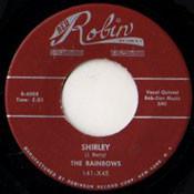 RAINBOWS - SHIRLEY