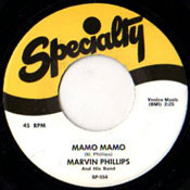 MARVIN PHILLIPS - MAMO MAMO