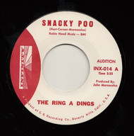 RING A DINGS - SNACKY POO