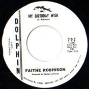 FAITHE ROBINSON - MY BIRTHDAY WISH