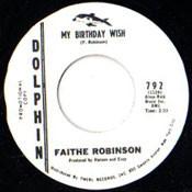 FAITHE ROBINSON - MY BIRTHDAY WISH