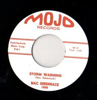 MAC REBENNACK - STORM WARNING
