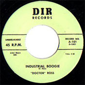 DOCTOR ROSS - INDUSTRIAL BOOGIE