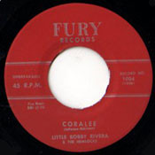 LITTLE BOBBY RIVERA AND HEMLOCKS - CORALEE
