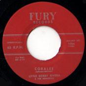 LITTLE BOBBY RIVERA AND HEMLOCKS - CORALEE