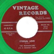 ROMANCERS - ETERNAL LOVE