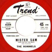 ROMMELS - MISTER SAM