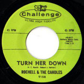 ROCHELL AND CANDLES - TURN HER DOWN