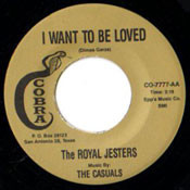 ROYAL JESTERS - I WANT TO BE LOVED