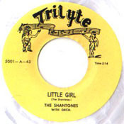 SHANTONES - LITTLE GIRL