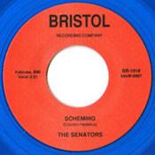 SENATORS - SCHEMING